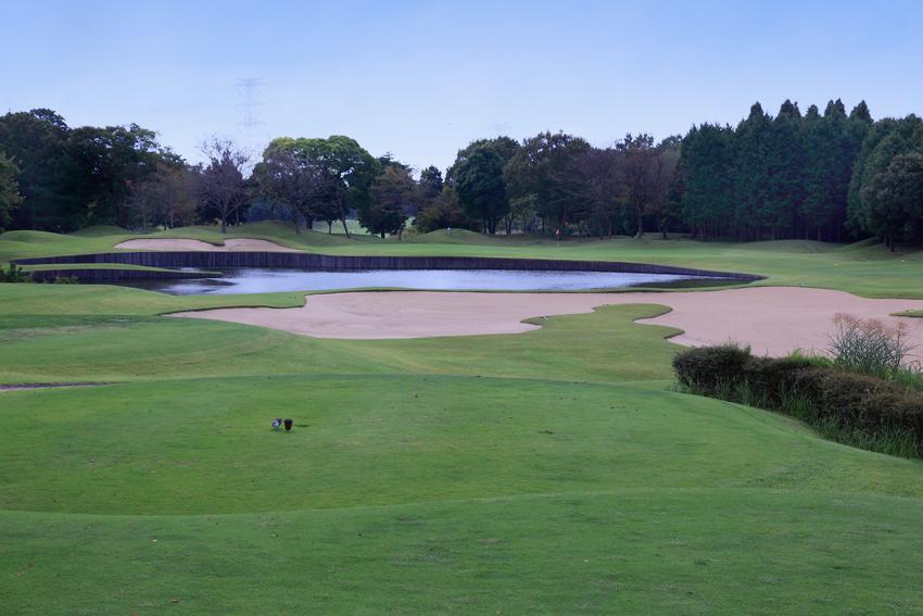 ゴルフラウンド15回目:ミルフィーユGCは58+61=119。3年目がスタートしました。